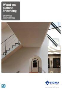 Sigma Wand- en plafondafwerking