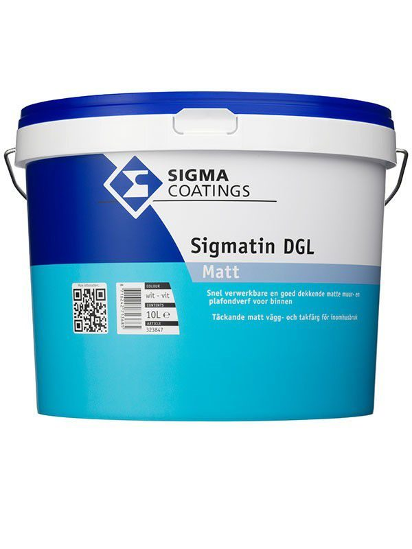 Sigmatin DGL Matt 1