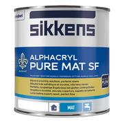Sikkens Alphacryl Pure Mat SF 1 liter