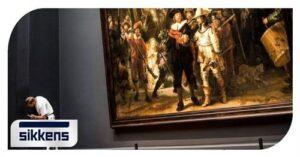 Sikkens muurverven Rijksmuseum