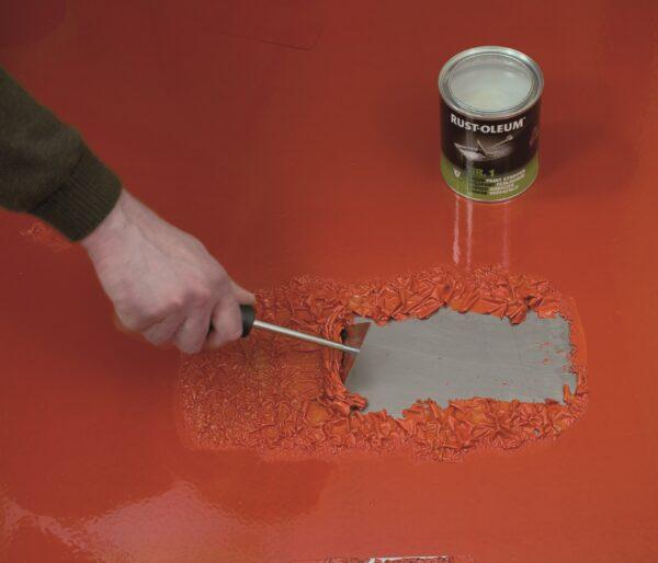 Rust-oleum Groene Verfafbijt sfeerbeeld 1