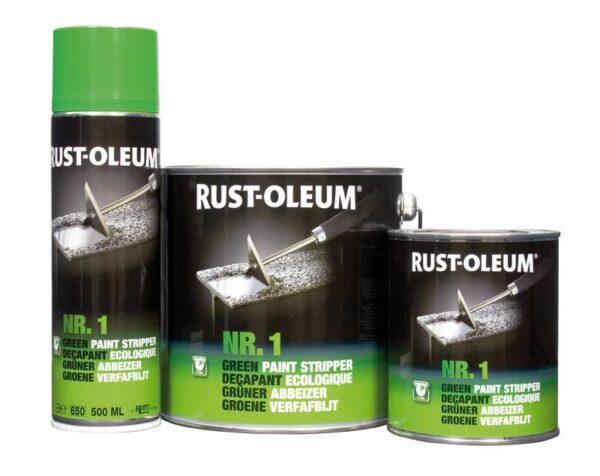 Rust-oleum Groene Verfafbijtmiddel
