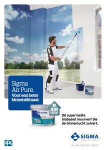 Inspiratiefolder Sigma Air Pure