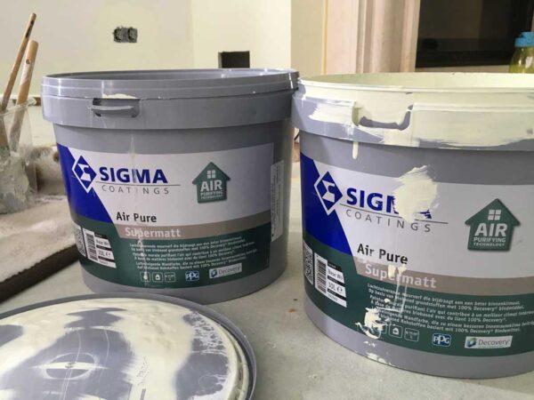 sfeerbeeld Sigma Air Pure 2