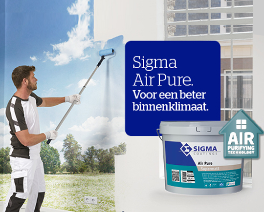 sfeerbeeld Sigma Air Pure