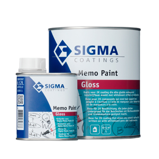 Sigma Memo Paint Gloss