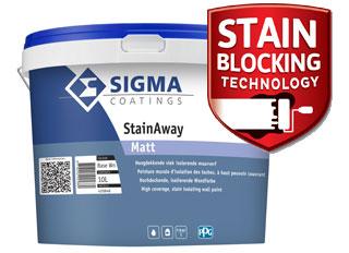 Sigma Stainaway sfeerbeeld 1