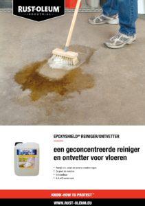 productinfo Rust-Oleum Epoxyshield Reiniger/Ontvetter