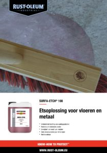 productinfo Rust-Oleum Surf Etch