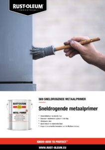 productinfo Rust-Oleum Sneldrogende Metaalprimer