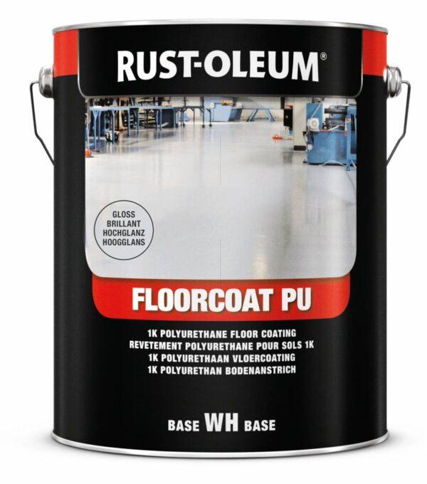 rust-oleum vloercoating pu-7200-hoogglans