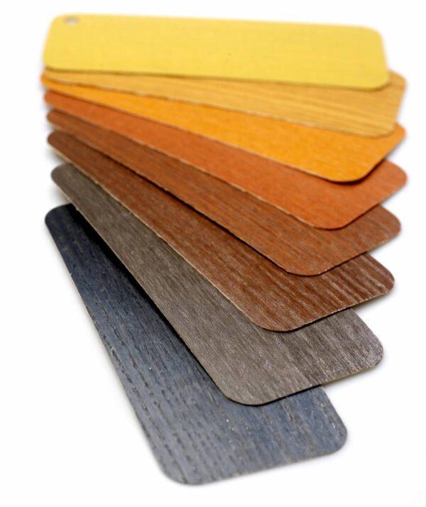Sigma transparante kleuren