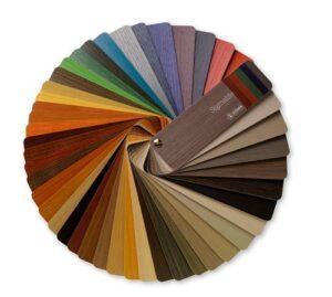 Sigmalife kleurenkaart