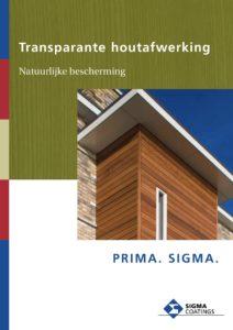 Brochure Transparante houtafwerking