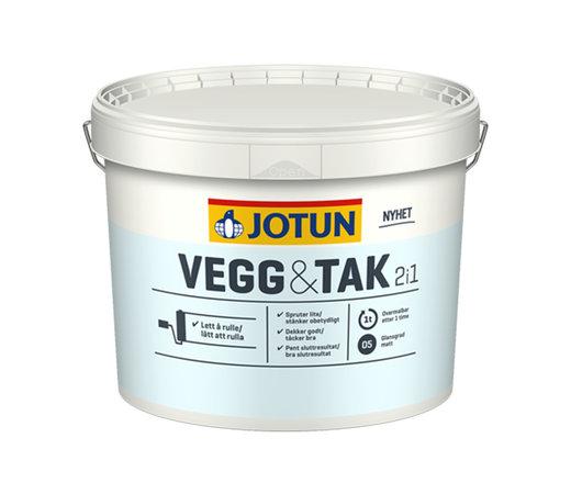 Jotun Vegg & Tak