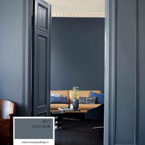 Vegg & Tak 4477 Deco Blue