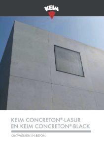 Brochure KEIM Concreton