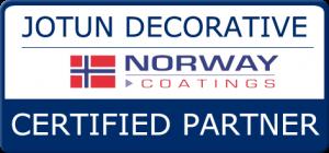 Jotun certified partner