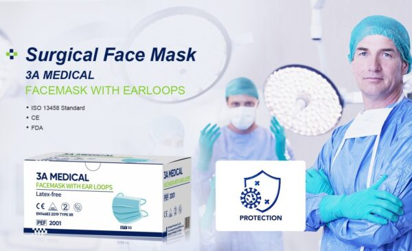 3A Medical chirurgisch face mask
