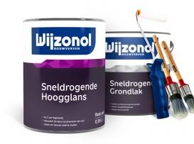 assortiment Wijzonol Sneldrogende lakken – Koopverfonline.nl