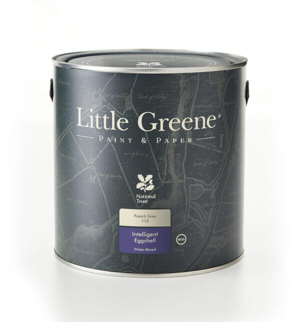 Little Greene Intelligent Eggshell 2,5 liter