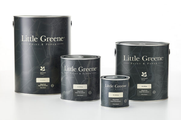 Little Greene verfblikken