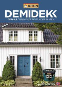 Brochure Jotun Demidekk Details