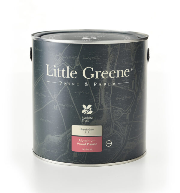 Little Greene Aluminium Wood Primer 2,5 liter