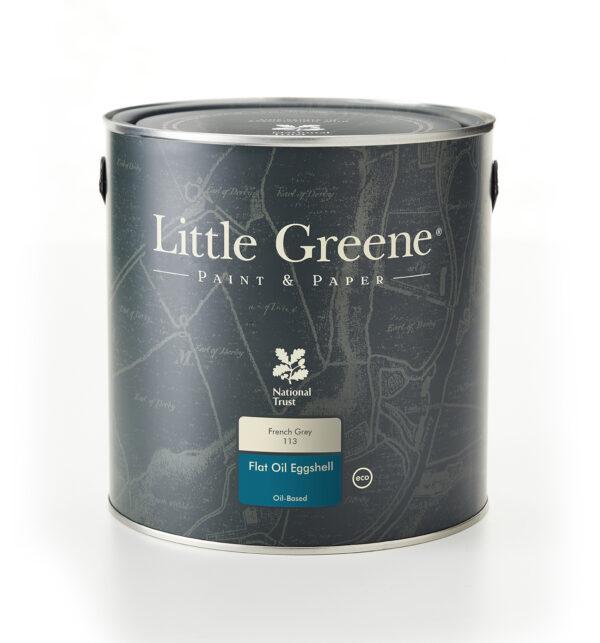 Little Greene Flat Oil Eggshell 2,5 liter