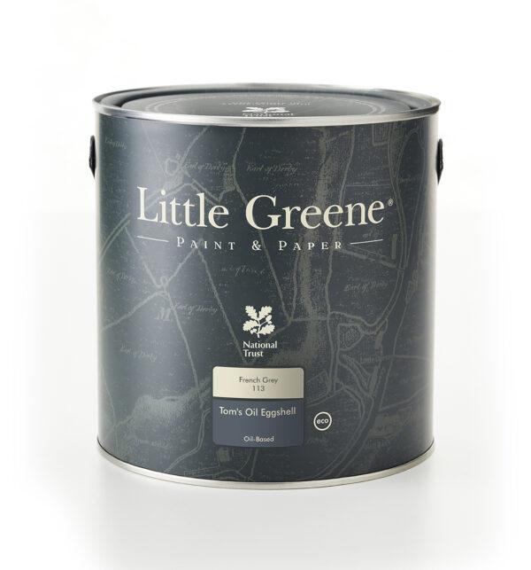 Little Greene Tom's Oil Eggshell 2,5 liter