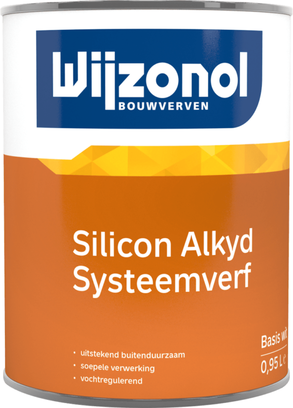 Wijzonol-Silicon-Alkyd-Systeemverf