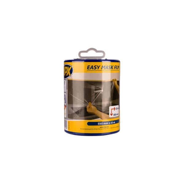 HPX Easy Mask + dispenser 550 mm x 33 m DE5533