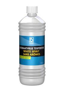 Terpentine Speciaal - aromaatvrij en reukloos