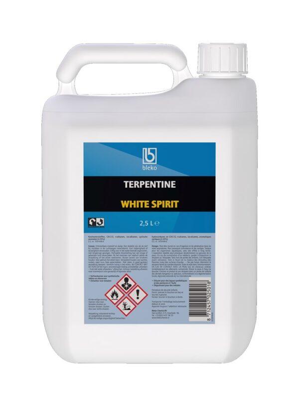 Bleko Terpentine 2,5 liter