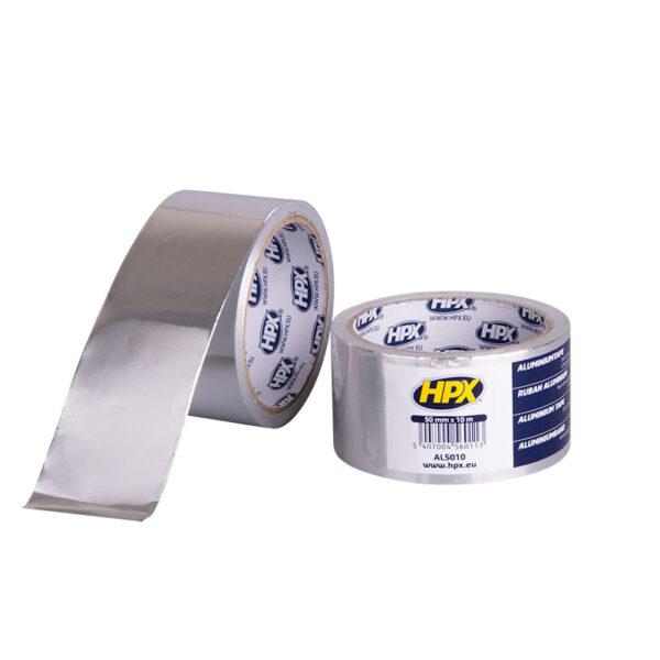 HPX Aluminium Tape 50 mm x 10 m AL5010