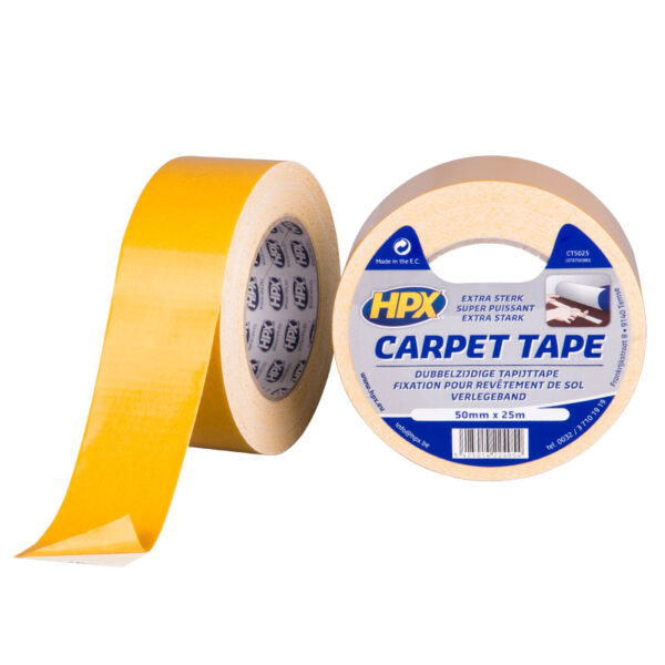 HPX Double Sided Carpet Tape CT5025 03.2021
