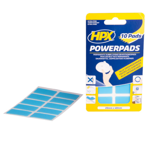 HPX Powerpads PA2040 03.2021