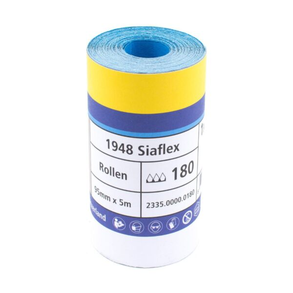 Siaflex handschuurpapier op rol