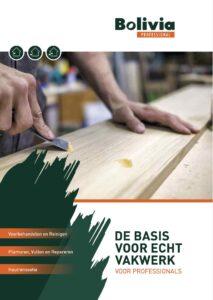 Brochure Bolivia - de basis voor echt vakwerk
