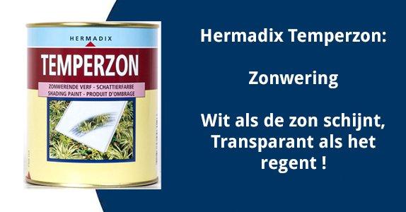 Hermadix Temperzon – wit als de zon schijnt